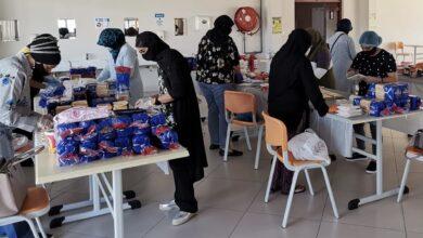 G.Afrika'daki Hizmet kurumlarından Sandviç kampanyası 30