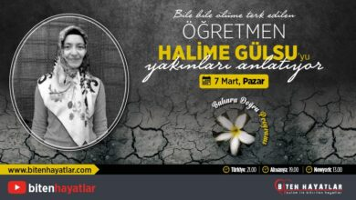YARIN | Halime Gülsu'yu yakınları anlatıyor! 3