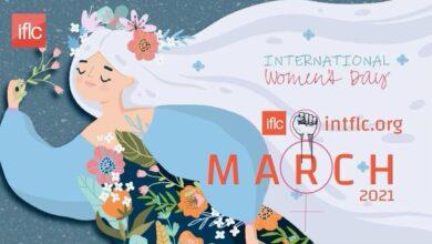 Uluslararası Dil ve Kültür Festivali (IFLC) 'Kadınlar Günü' için özel projeler hazırladı. 20