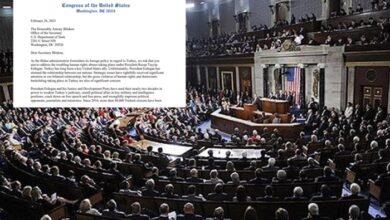 Temsilciler meclisinden Türkiye için önemli çağrı | Adem Yavuz Arslan 27