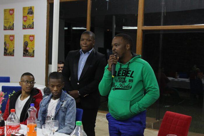Mokonyane'den Afrikalı gençlere: Hizmet insanlarına yapılan zulümlere sessiz kalmayın 2