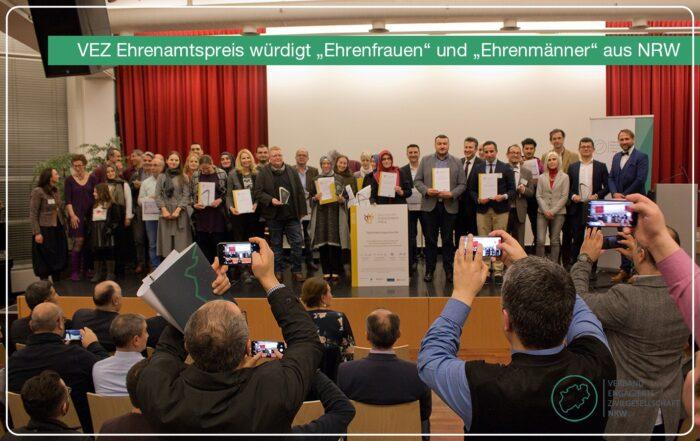 Kuzey Ren-Vestfalya'da 5. Gönüllülük Ödülleri sahiplerini buluyor 5