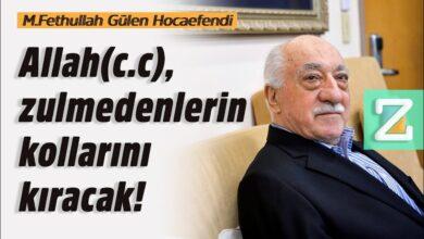 Allah(c.c), zulmedenlerin kollarını kıracak! | M.Fethullah Gülen Hocaefendi 3