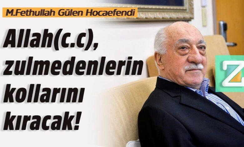 Allah(c.c), zulmedenlerin kollarını kıracak! | M.Fethullah Gülen Hocaefendi 1