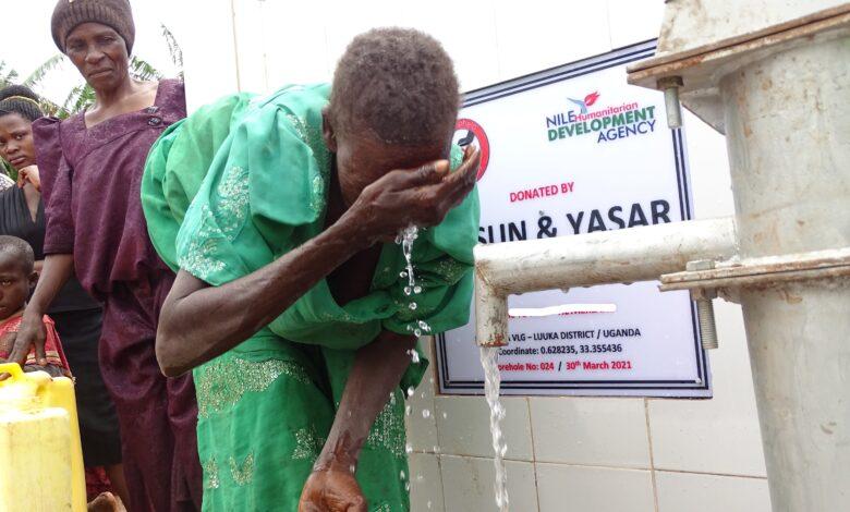 100 bin Ugandalı daha suya kavuştu 1