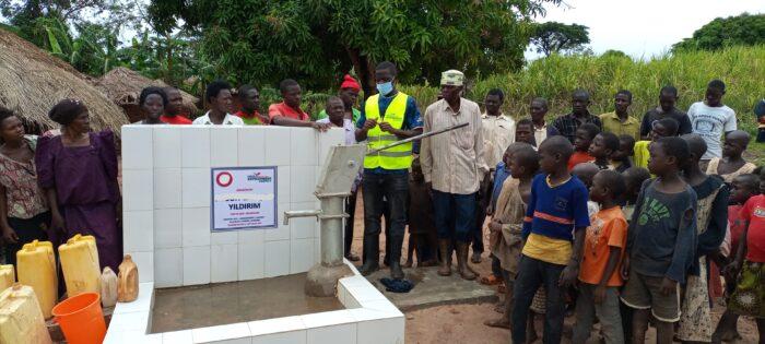 100 bin Ugandalı daha suya kavuştu 5