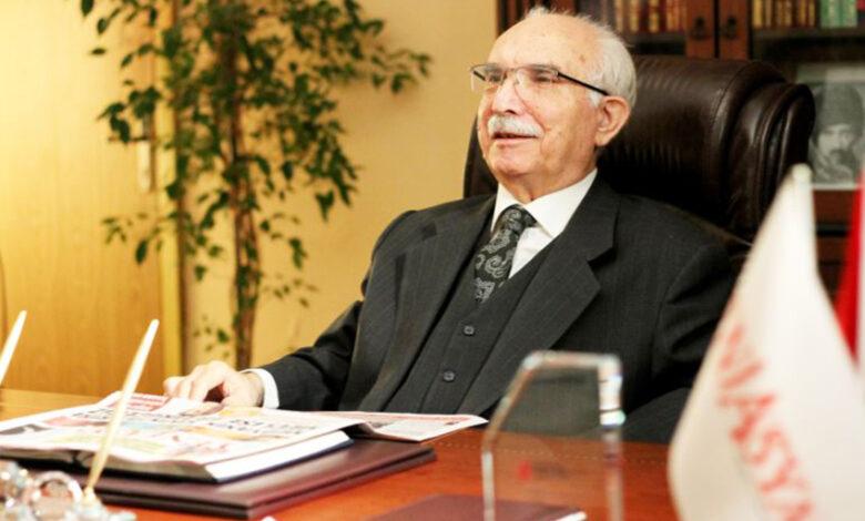 Mehmet Kutlular vefat etti 1