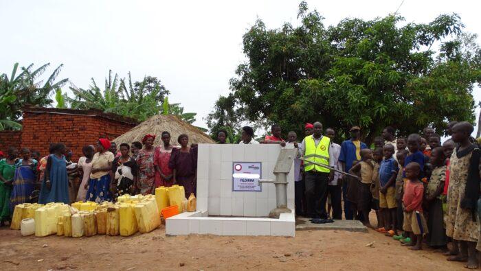 100 bin Ugandalı daha suya kavuştu 3