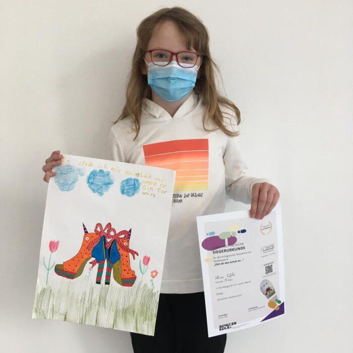 Eringerfeld Okulları 2. Sanat Yarışması'nda ödüller sahiplerini buldu 4