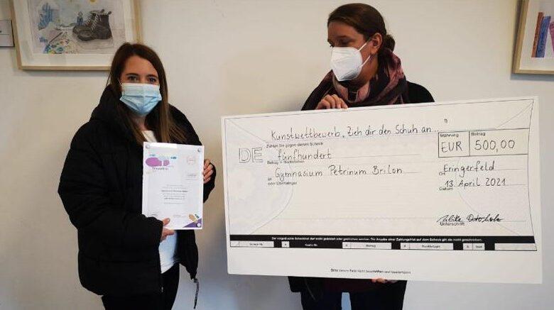 Eringerfeld Okulları 2. Sanat Yarışması'nda ödüller sahiplerini buldu 1