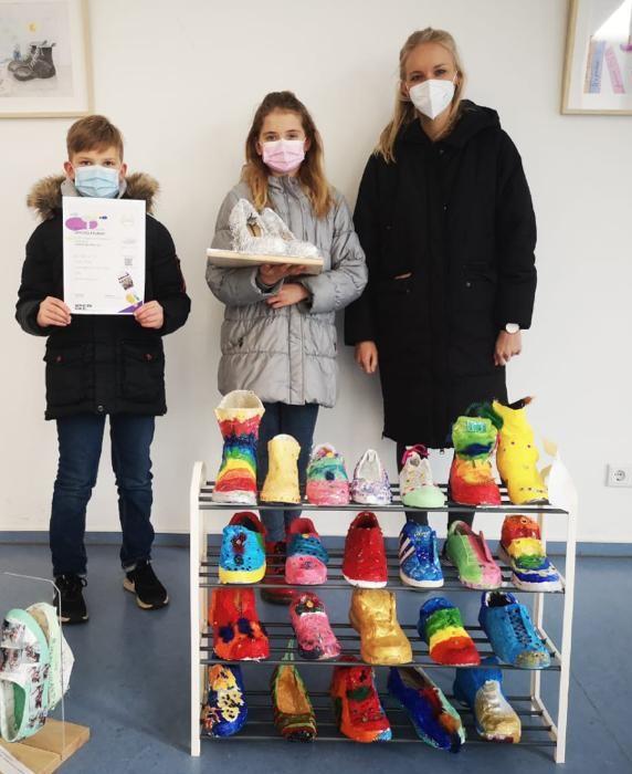 Eringerfeld Okulları 2. Sanat Yarışması'nda ödüller sahiplerini buldu 2