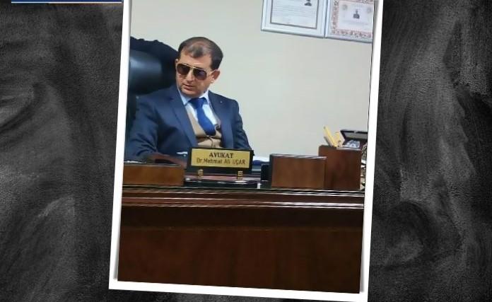 Görme engelli avukat üçüncü kez tutuklandı: Zulüm 'engel' tanımıyor 1