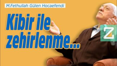 Kibir ile zehirlenme... | M.Fethullah Gülen Hocaefendi 30
