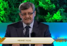 Mehmet Yıldız Hocamız sevenlerinden dua bekliyor 9