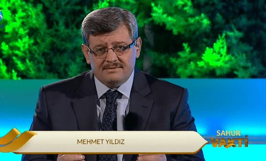 Mehmet Yıldız Hocamız sevenlerinden dua bekliyor 1