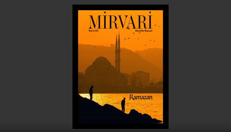 """Virginialı gençlerin yeni dergisi:""""Mirvari"""" yayın hayatına başladı 1"""