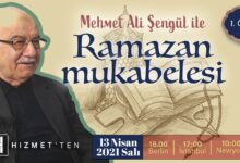 Mehmet Ali Şengül ile 'Ramazan Mukabelesi' başlıyor 17