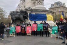 Gergerlioğlu'na Paris'te destek mitingi 15
