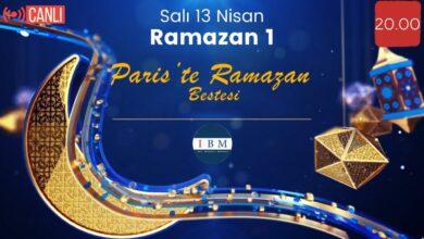 Paris'te Ramazan Bestesi izleyicileriyle buluşuyor 30