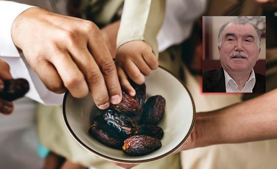 Müslümanlık yemek yedirmektir | Abdullah Aymaz 1