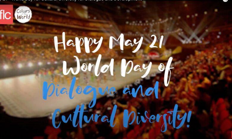 IFLC'den Dünya Kültürel Çeşitlilik Günü için özel proje 1