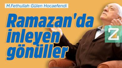 Ramazan'da inleyen gönüller | M.Fethullah Gülen Hocaefendi 6