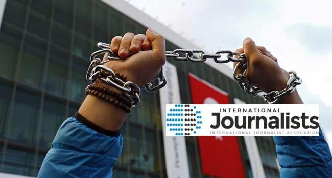 Medya ve düşünce özgürlüğünde yeni ses: Internotional Journalist Derneği 1