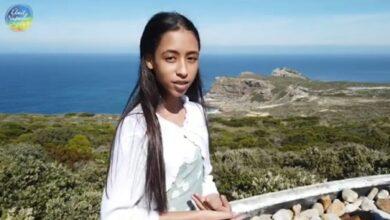Güney Afrika'daki öğrencilerimiz Ümit Burnu'ndan bize sesleniyor. 3
