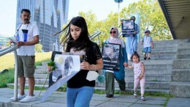 Tenkil kurbanları Viyana'da anıldı: 'İnsanlar, çocuklar uyurken sessiz olmalı; ölürken değil!' 6
