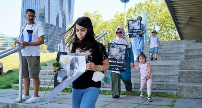 Tenkil kurbanları Viyana'da anıldı: 'İnsanlar, çocuklar uyurken sessiz olmalı; ölürken değil!' 1