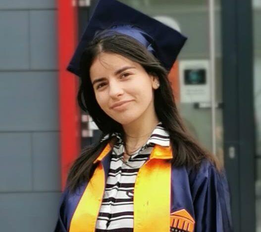 Göçmen Öğrencilerin başarı gururu 1