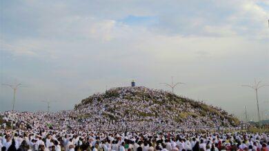 Arefe günü Vakfe Alanı'ndan yapılacak duaya ortak olmanızı bekliyoruz 2