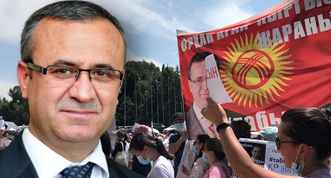 Alman Hükümeti Bişkek'e resmi olarak sordu: Orhan İnandı'ya ne oldu? 1