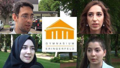 Göçmen öğrenciler başarılarıyla göz doldurdu 31