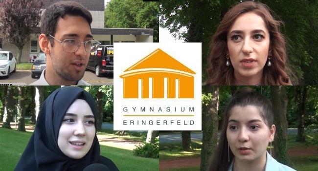 Göçmen öğrenciler başarılarıyla göz doldurdu 1