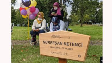 Küçük yaşta zulme uğrayan Nurefşan, Rahmet-i Rahman'a uğurlandı 29