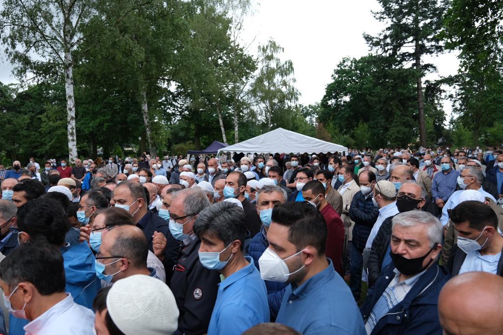Alimin ölümü alemin ölümü oldu: 'Samsunlu Hoca' Şengül Ağabey'i ebediyete uğurladık 15