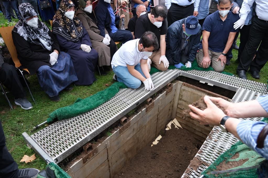 Alimin ölümü alemin ölümü oldu: 'Samsunlu Hoca' Şengül Ağabey'i ebediyete uğurladık 12