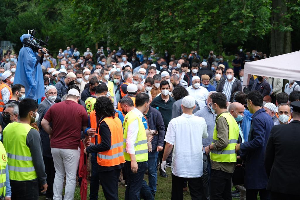 Alimin ölümü alemin ölümü oldu: 'Samsunlu Hoca' Şengül Ağabey'i ebediyete uğurladık 11