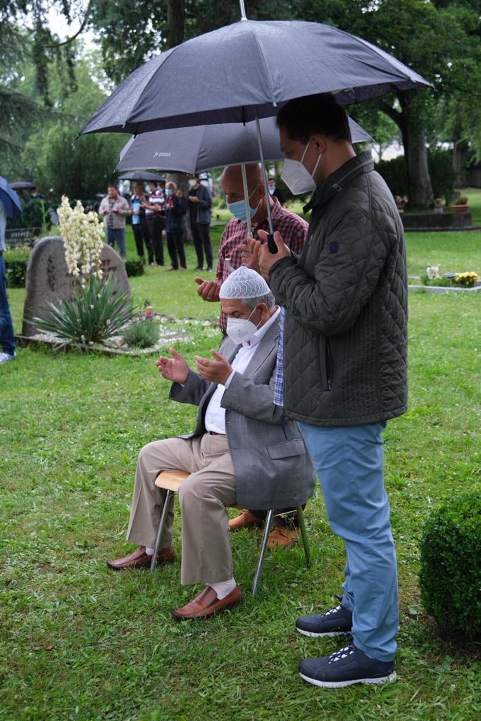 Alimin ölümü alemin ölümü oldu: 'Samsunlu Hoca' Şengül Ağabey'i ebediyete uğurladık 7