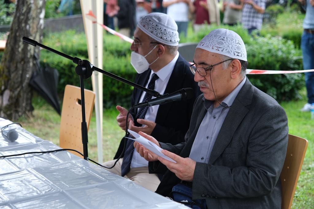 Alimin ölümü alemin ölümü oldu: 'Samsunlu Hoca' Şengül Ağabey'i ebediyete uğurladık 6