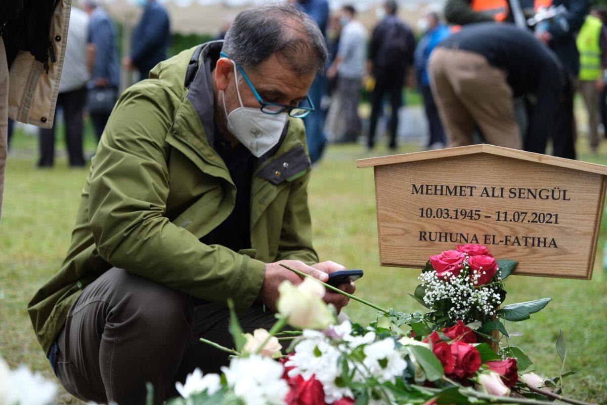 Alimin ölümü alemin ölümü oldu: 'Samsunlu Hoca' Şengül Ağabey'i ebediyete uğurladık 33
