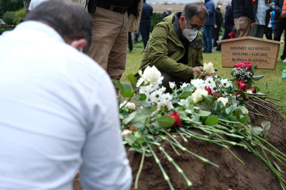 Alimin ölümü alemin ölümü oldu: 'Samsunlu Hoca' Şengül Ağabey'i ebediyete uğurladık 32