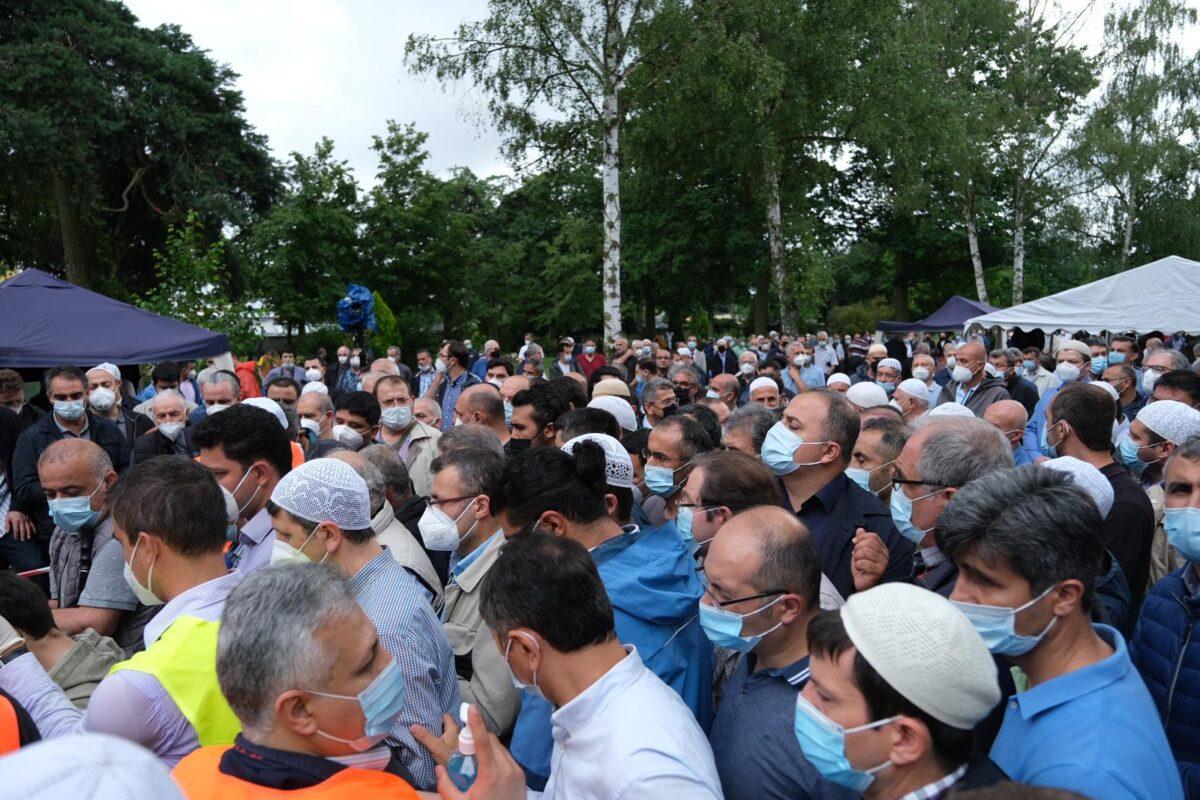 Alimin ölümü alemin ölümü oldu: 'Samsunlu Hoca' Şengül Ağabey'i ebediyete uğurladık 28