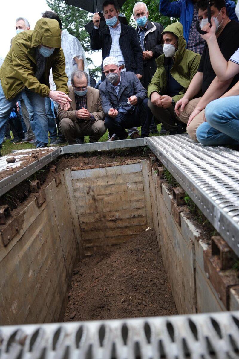 Alimin ölümü alemin ölümü oldu: 'Samsunlu Hoca' Şengül Ağabey'i ebediyete uğurladık 25