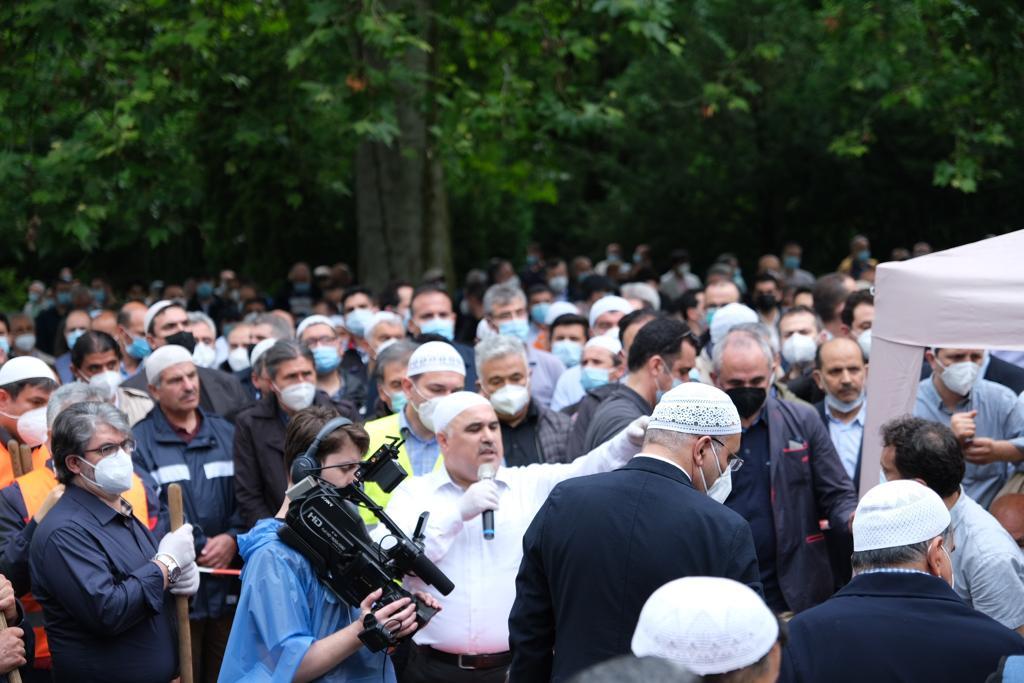 Alimin ölümü alemin ölümü oldu: 'Samsunlu Hoca' Şengül Ağabey'i ebediyete uğurladık 19