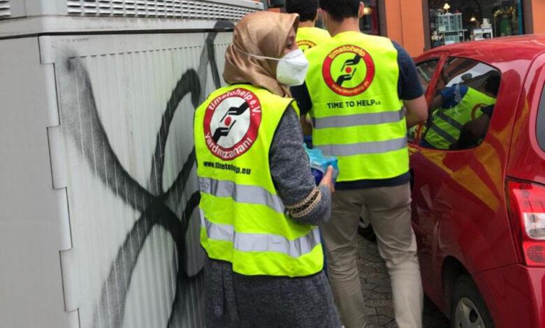 Time To Help Almanya: 'Şimdi felaketin yaralarını sarma zamanı' 1