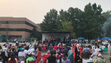 New Jersey'de Türk müziği eşliğinde Kurban Bayramı şenliği 30