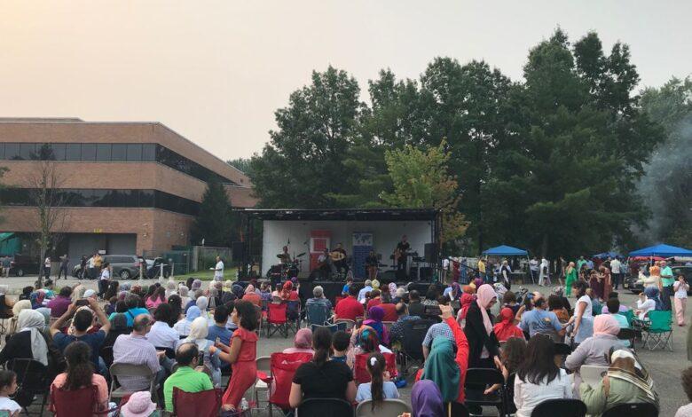New Jersey'de Türk müziği eşliğinde Kurban Bayramı şenliği 1