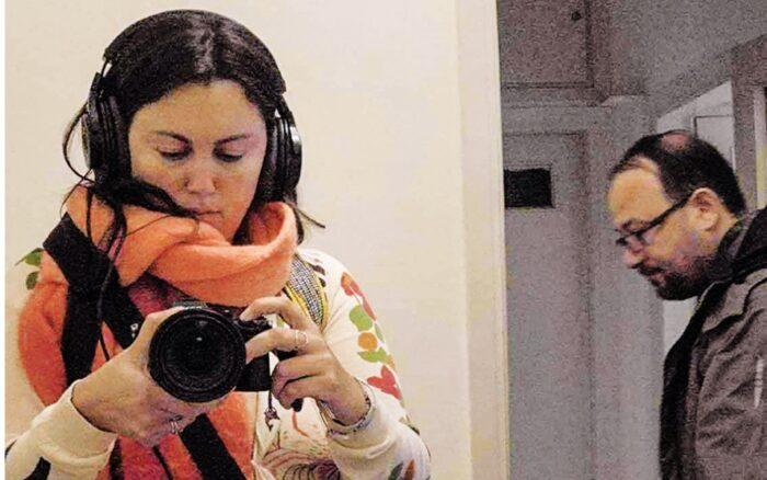 Yunanlı gazeteci Marianna Kakaounaki'den 'Görünmez' 2